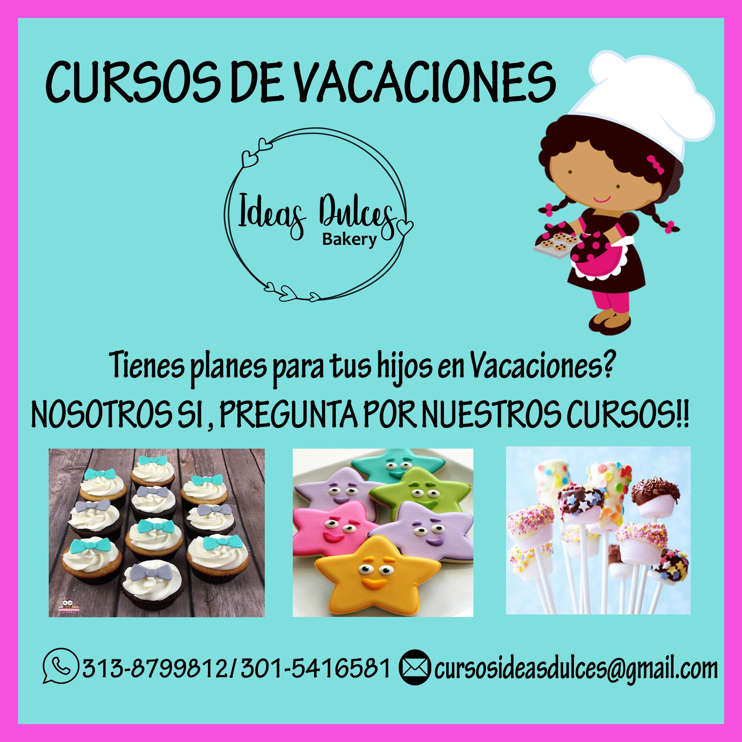 Ideas Dulces Bakery Repostería Artesanal Bogotá Colombia